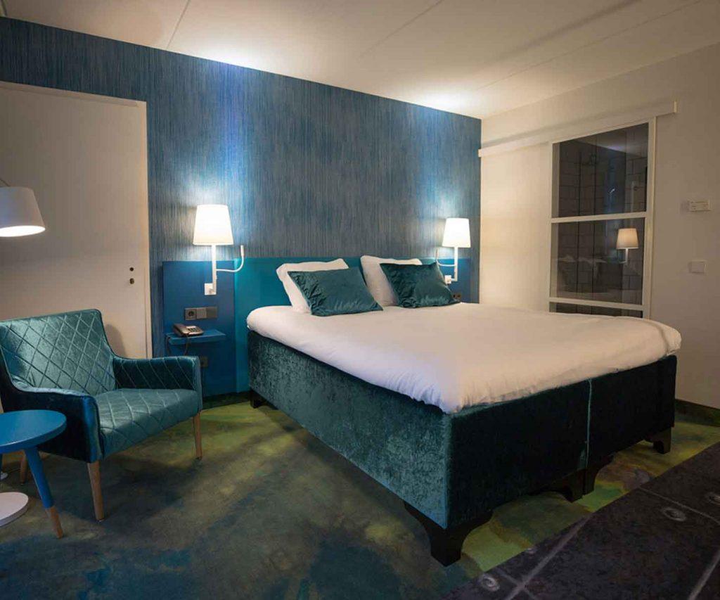 nijsse agenturen - topperbox hotelbed